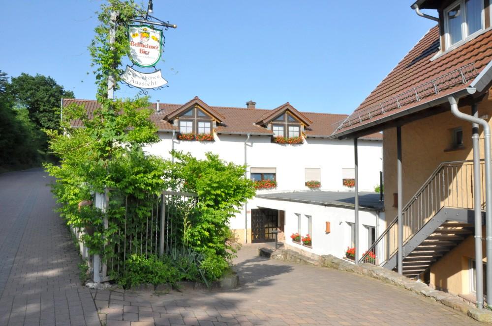 """Landgasthof """"Zur schönen Aussicht"""""""
